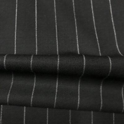 SAL57 - Merino Wool Black White Pin