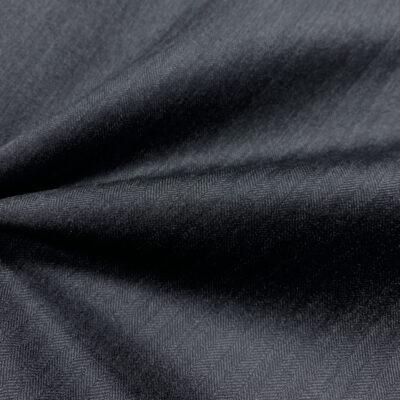 Charcoal Herringbone