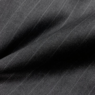 Grey Chalkstripe
