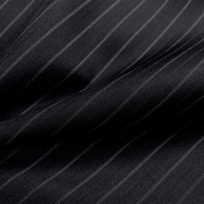 Black W/ Black & White Fancy Pin