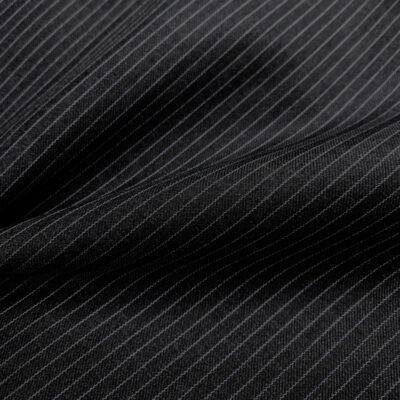 Charcoal Rail Stripe