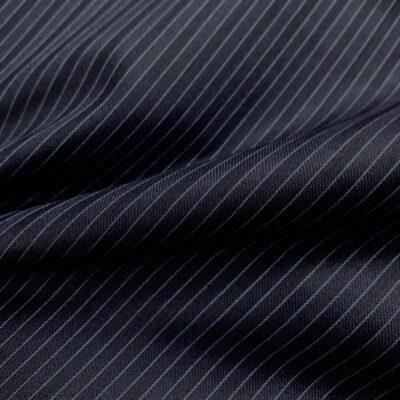 Navy Rail Stripe
