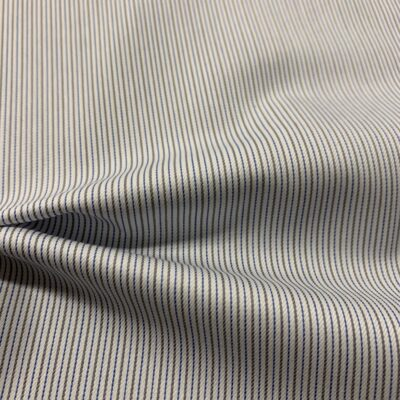 HTS10 - Grey and Blue Stripe
