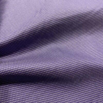 HTS26 - Purple and White Mini Squares