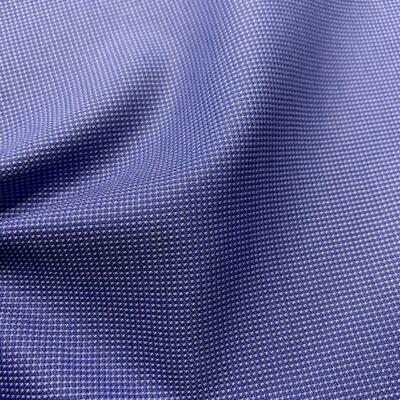 HTS27 - Dark Blue and White Mini Squares